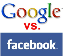 sfida tra Google AdWords e Facebook Ads