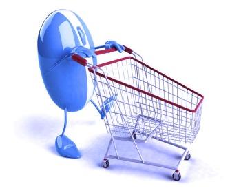 Acquistare dai siti e-commerce