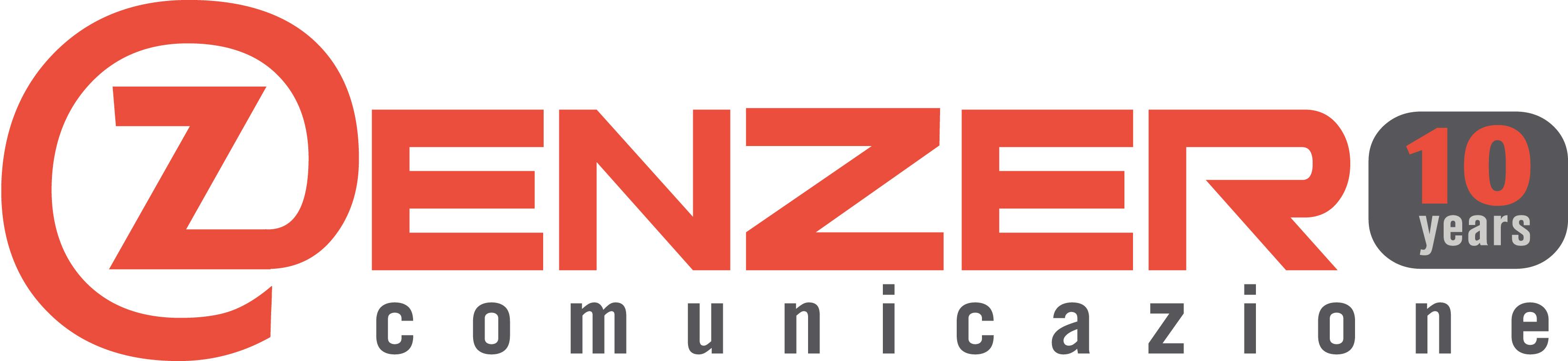 Zenzero Comunicazione 10 Years Logo