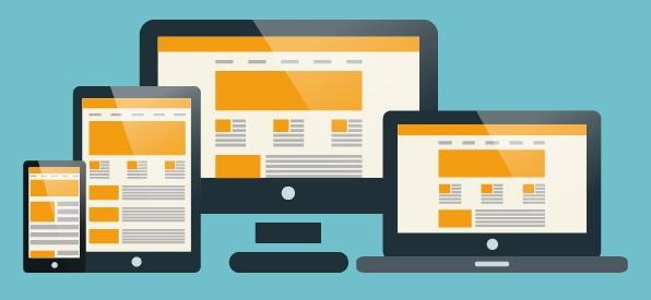 Tablet, PC, smartphone, computer desktop (disegni)